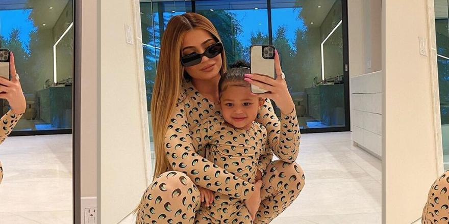 Kylie Jenner said she wants to have seven more kids