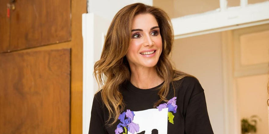 Queen Rania posts the loveliest video with Salma, Iman and Hashem for World Health Day