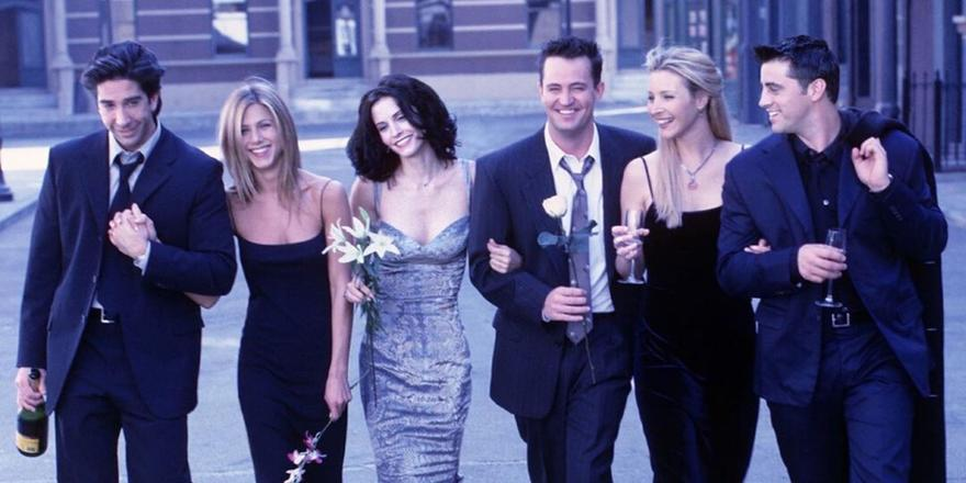 The definitive list of every incredible 'Friends' quote