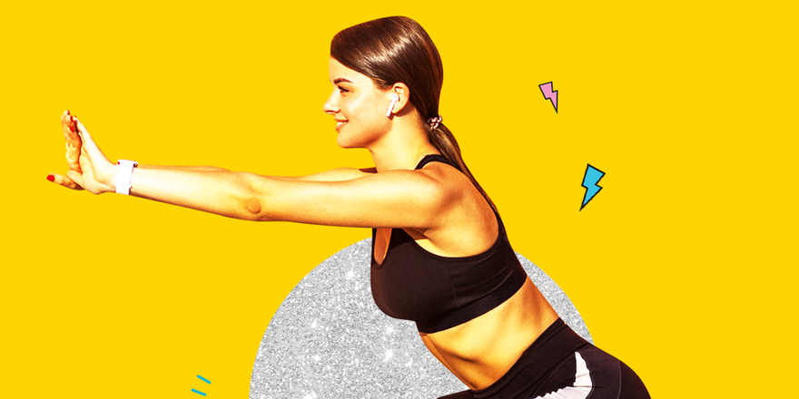 These are officially the most popular songs on Spotify for home workouts