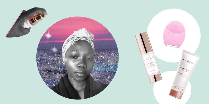I switched my skincare routine to Foreo products for one week and here's what happened