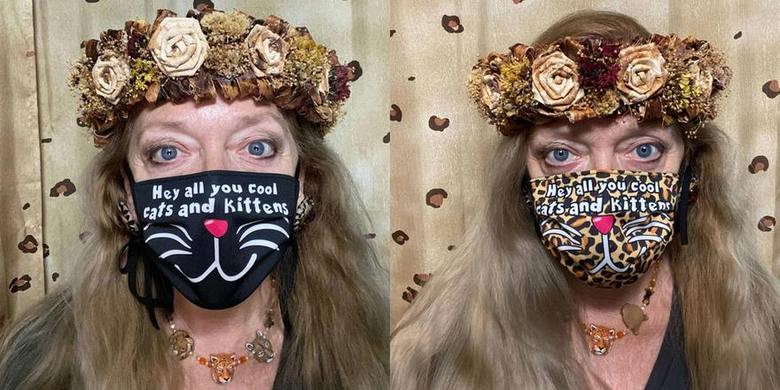 Tiger King's Carole Baskin is selling coronavirus face masks