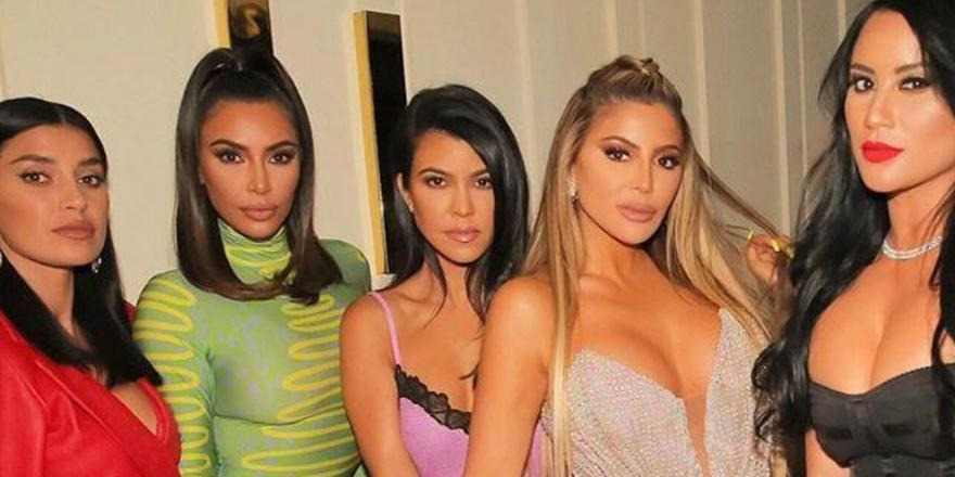 What's going on with the Kardashians and Larsa Pippen?
