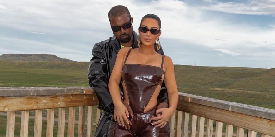 A complete timeline of all the recent Kimye drama