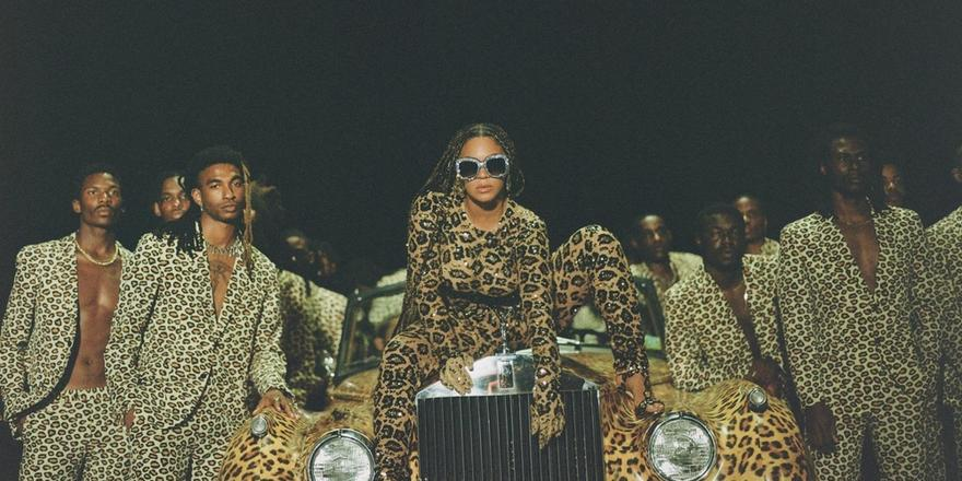 Beyonce's Black Is King airs *today* on OSN