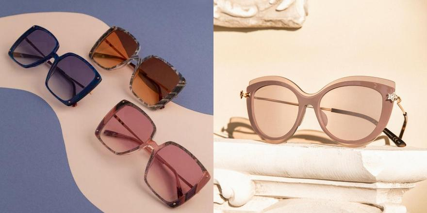 5 styles of sunglasses we aren't taking off this summer