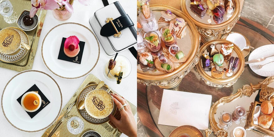 Afternoon Tea Week: 10 of the best places for afternoon tea in the UAE