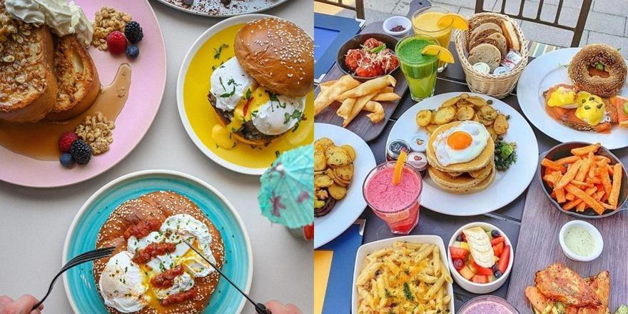 10 of the best breakfasts spots in Dubai