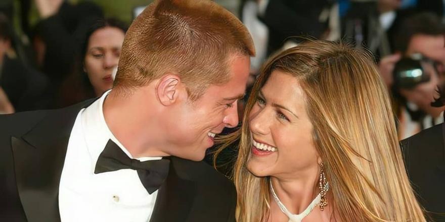 Brad Pitt and Jennifer Aniston's reunion project revealed