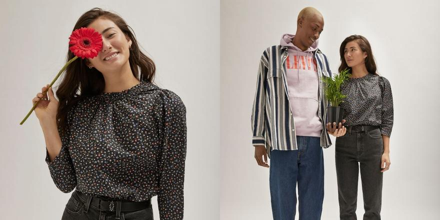 Exclusive: your first look at Levi's most sustainable collection yet