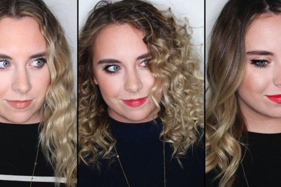 This Is What 9 Different Shaped Curling Wands Do To Your Hair Beauty Homepage Cosmopolitan Middle East