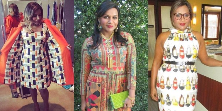 10 Dazzling Mindy Kaling Looks Explained by Her Costume Designer