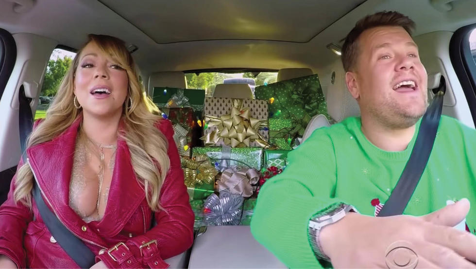 This Has To Be The Best Carpool Karaoke So Far
