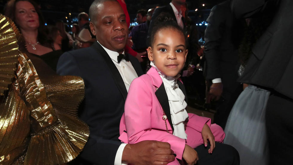 Blue Ivy Carter Was The REAL Star Of The Grammys