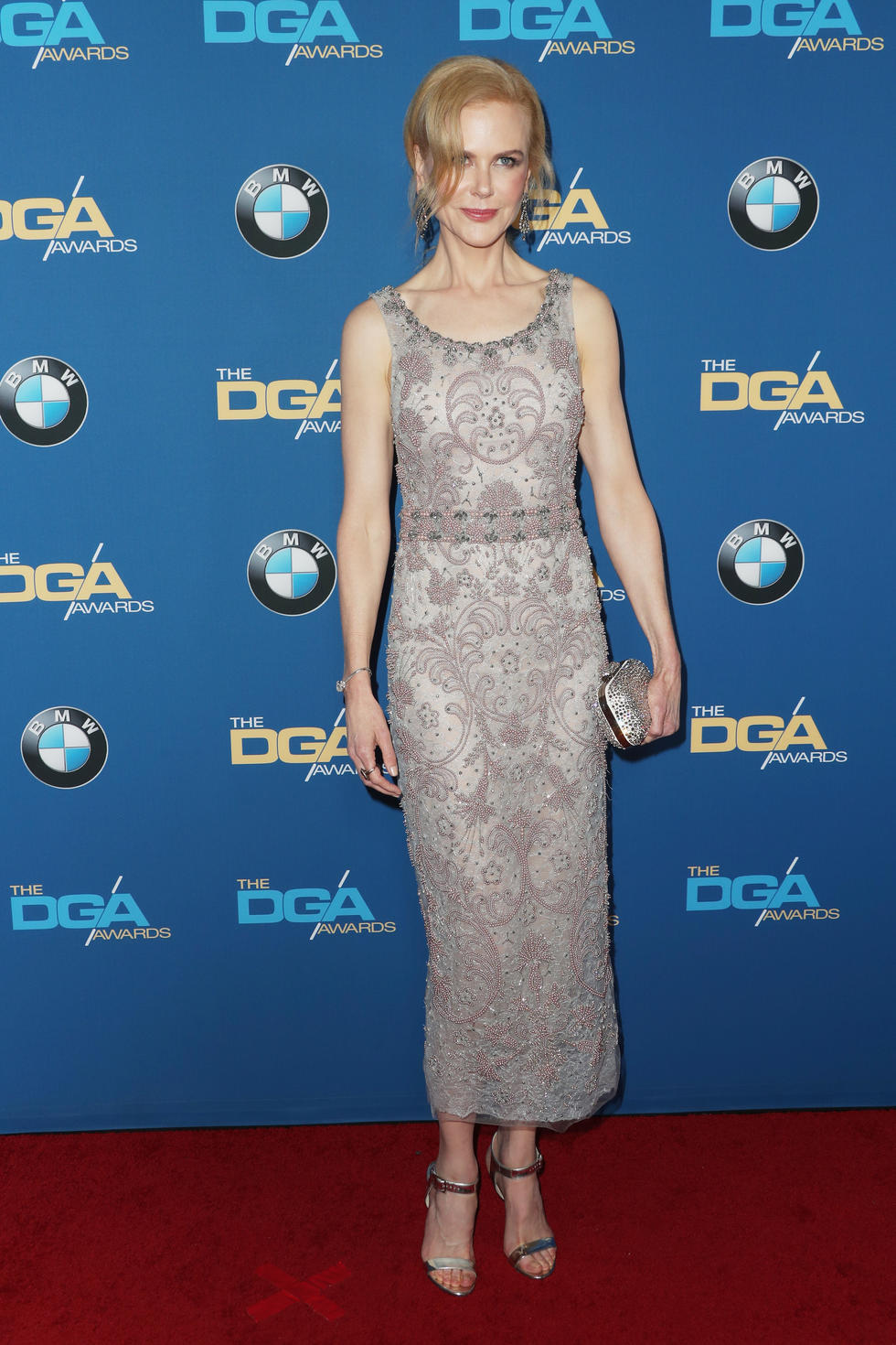 Best supporting actress nominee at The Directors Guild of America Awards
