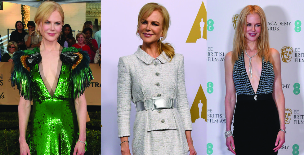 The Lion star and Best Supporting Actress nominee's best looks this season