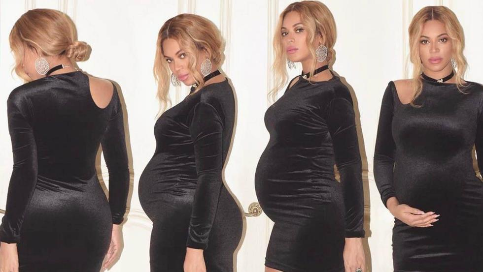 Is Beyonce Telling Us With Her Earrings That She's Having Twin Boys?