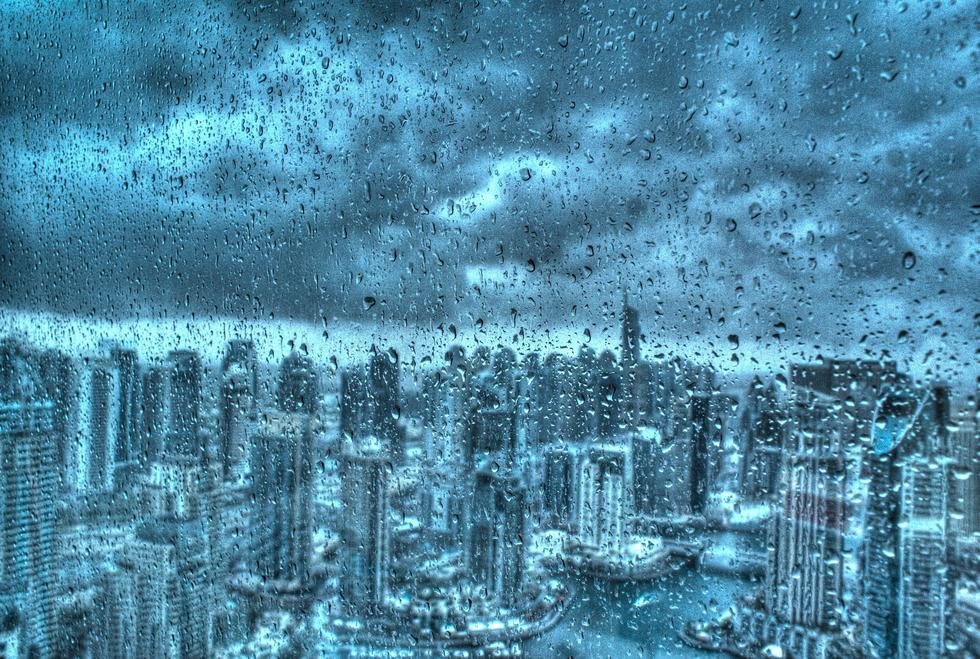 The Funniest Twitter Reactions To The Rain In Dubai