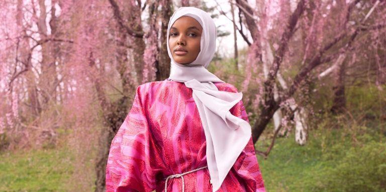 Halima Aden's First Fashion Campaign For Ramadan with Dubai's The Modist Is Soooo Dreamy
