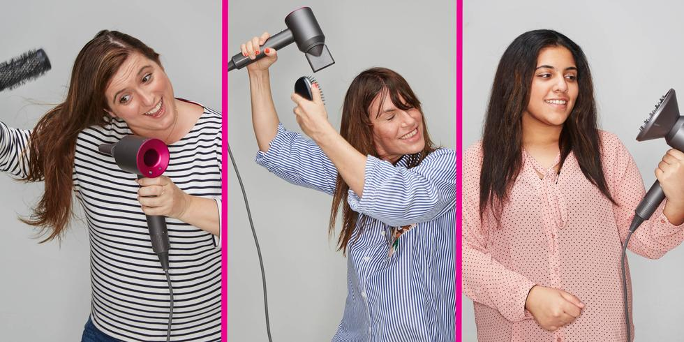 Tried And Tested: The Dyson Supersonic Hairdryer