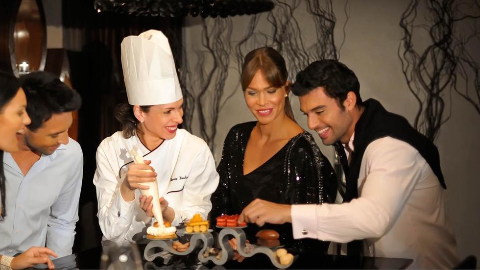 3 Of Dubai's Most Celebrated Chefs Share Their Secret Recipes