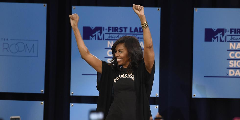 Michelle Obama's Workout Instagrams Are The Summer Fitspiration You Need