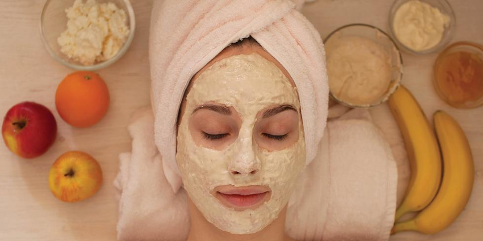 8 Super Easy Homemade Face Masks For Glowing Skin Beauty Cosmopolitan Middle East