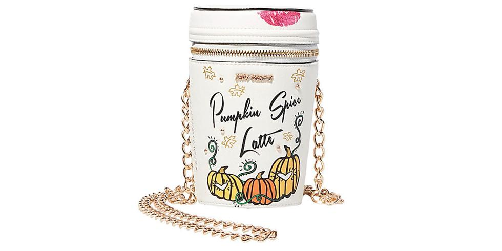 Prepare To Up Your Basic - A Pumpkin Spiced Latte Bag Exists