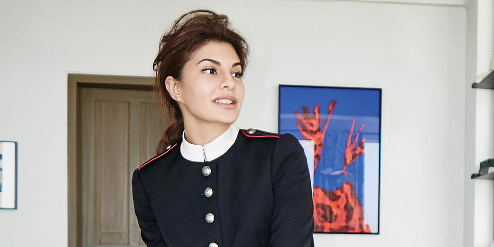 Jacqueline Fernandez: 'I'd assure my 16-year-old self that life is about to get fabulous!'