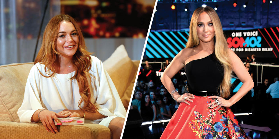 'Desperate' Lindsay Lohan Reaches Out To Jennifer Lopez Ahead Of Her Dubai Gig