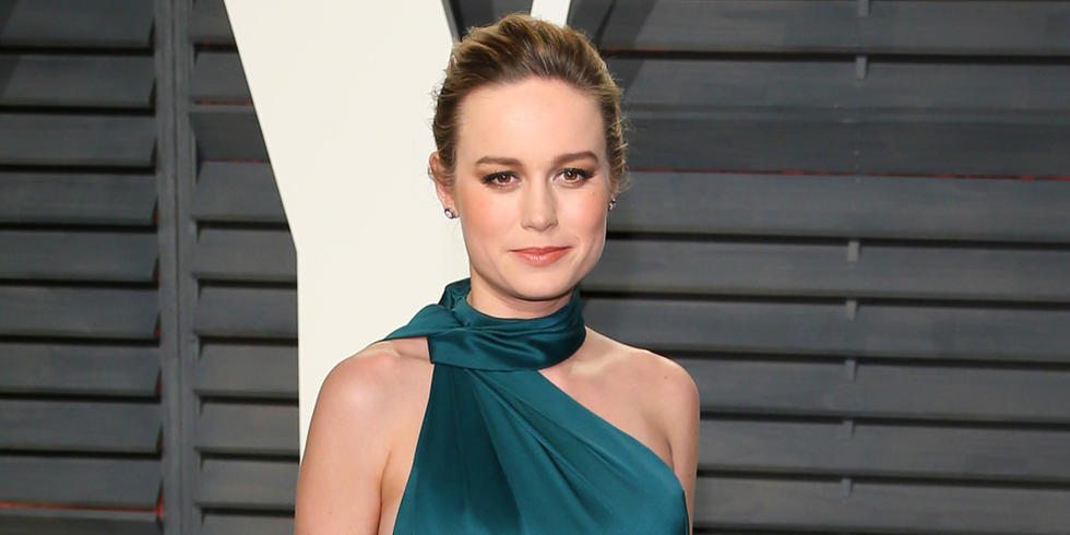 Brie Larson's Captain Marvel Costume Is Here And Already Causing Controversy