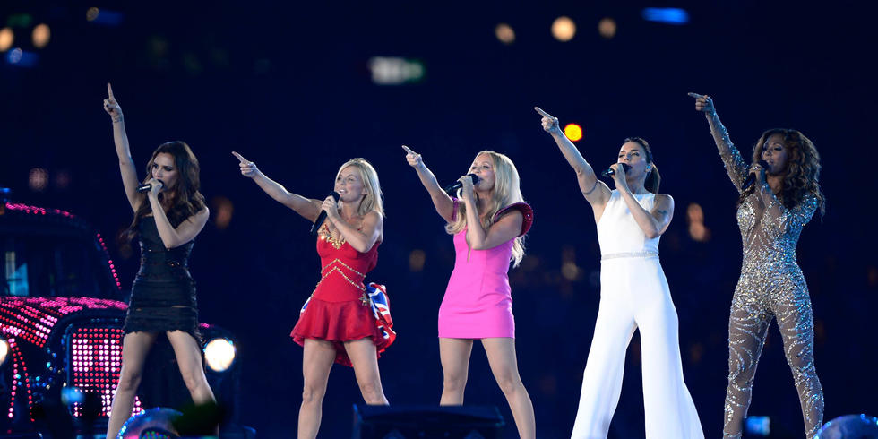 A Spice Girl Is Going To Be Performing In Dubai Next Month