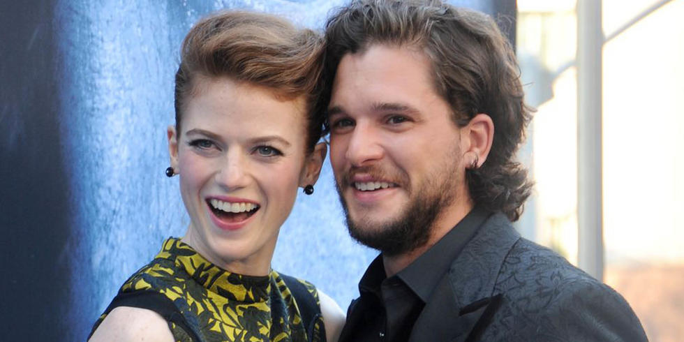 Kit Harington Just Sent Out Game Of Thrones Themed Wedding Invitations