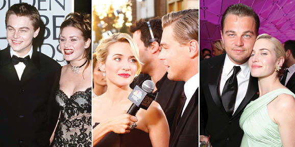 20 Years Of Friendship, Leonardo DiCaprio And Kate Winslet Are Still #FriendshipGoals