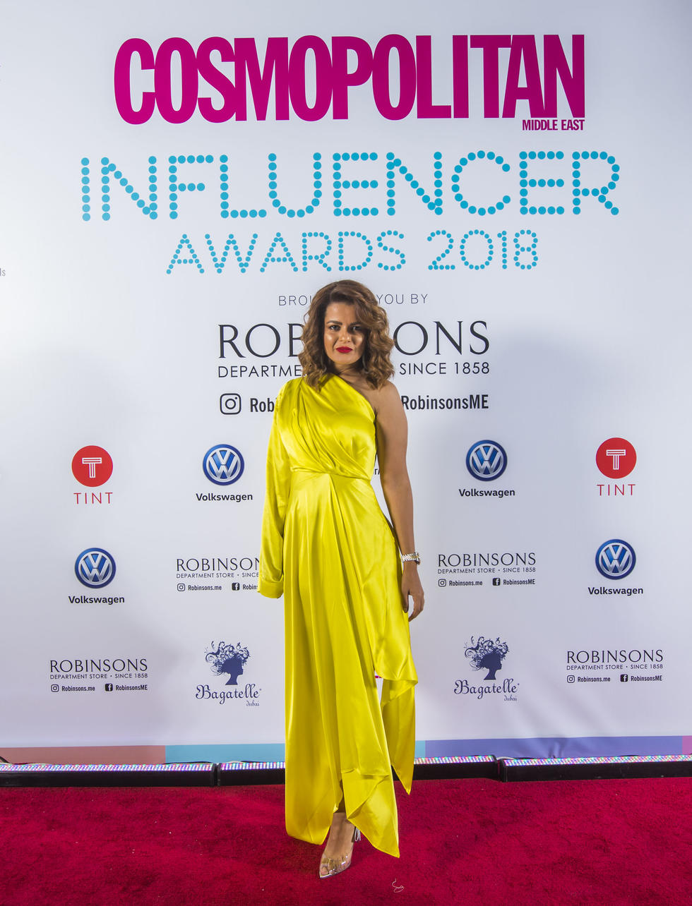 #CosmoInfluencerAwards