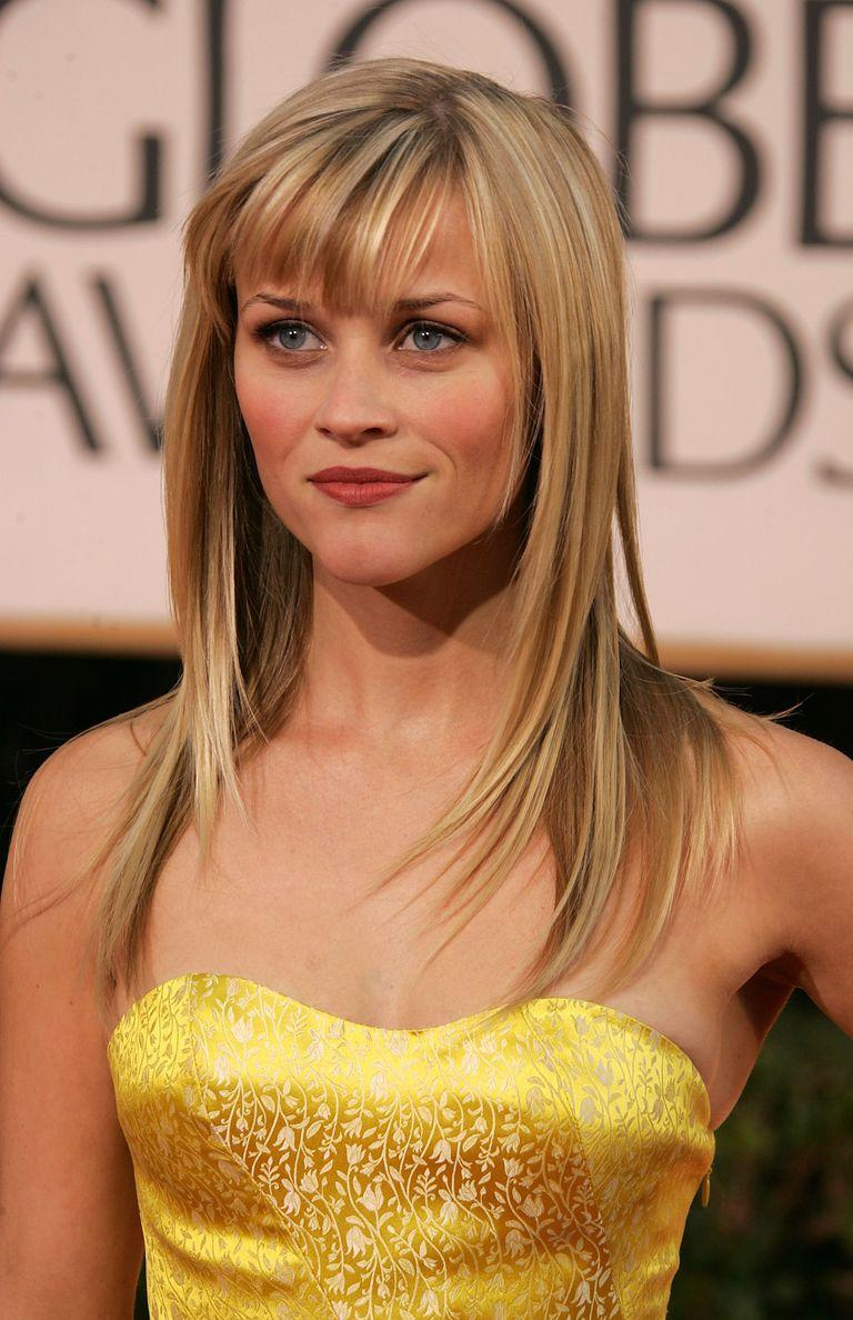 19 Side Fringe Hairstyles That Are Anything But Basic Beauty Homepage Cosmopolitan Middle East