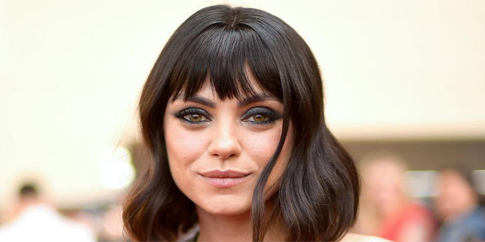 Guys, Mila Kunis Chopped Off All Her Hair And Looks Unrecognisable