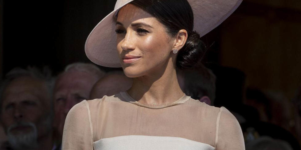 Palace Insider Shares Exactly What Meghan Markle Is Doing To Get Prince Harry 'Into Shape'