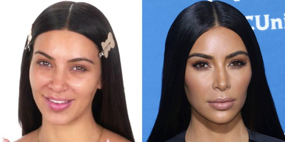 18 Times The Kardashians Went 100% Makeup Free (And Looked ...