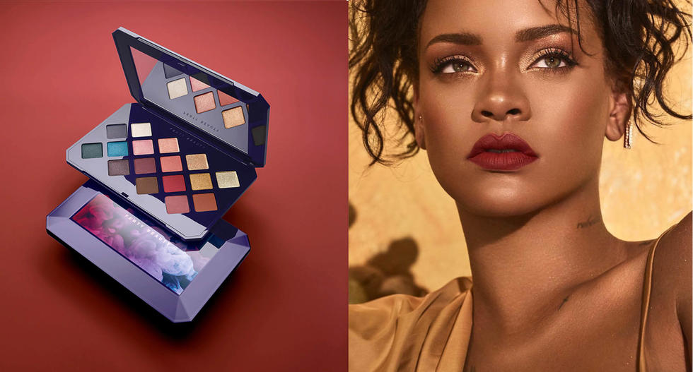 This Is Why The New Fenty Beauty Moroccan Spice Palette Is Made For The Middle East