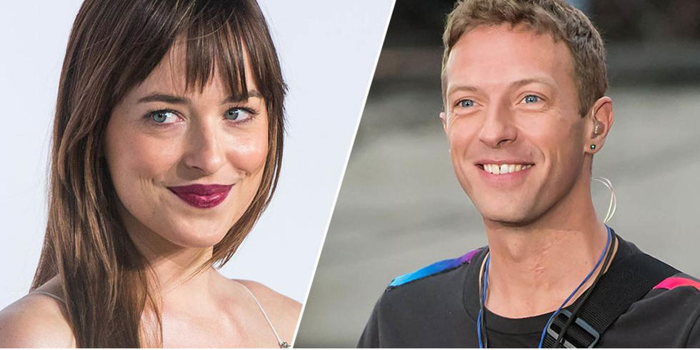 Dakota Johnson And Coldplay's Chris Martin Are Reportedly Getting Serious