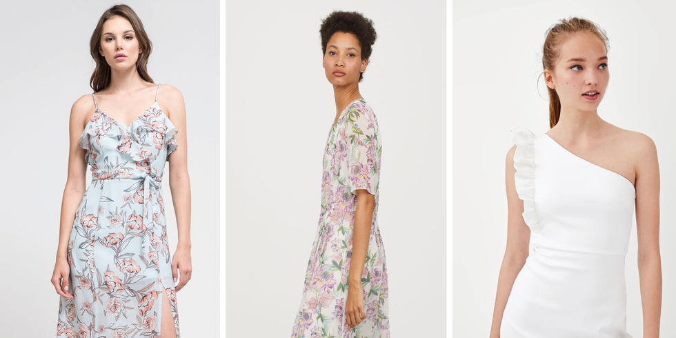 Gorgeous Summer Wedding Guest Dresses For Under Dhs500 Fashion Homepage Cosmopolitan Middle East