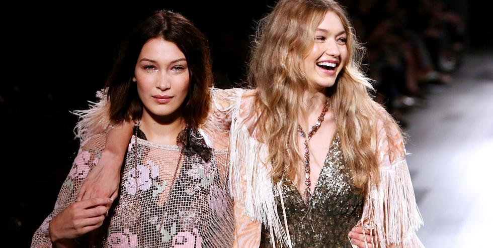 Gigi Hadid Talks Bella Hadid Being in the Same Industry and the Possibility of Rivalry