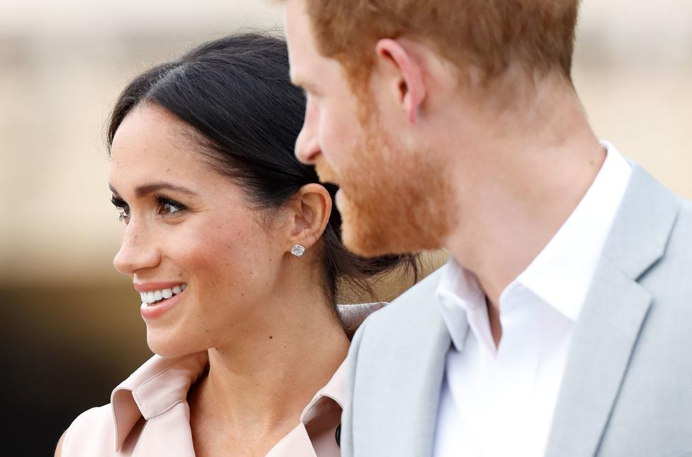 """Meghan Markle Reportedly Finds Some Palace Rules """"Difficult"""""""
