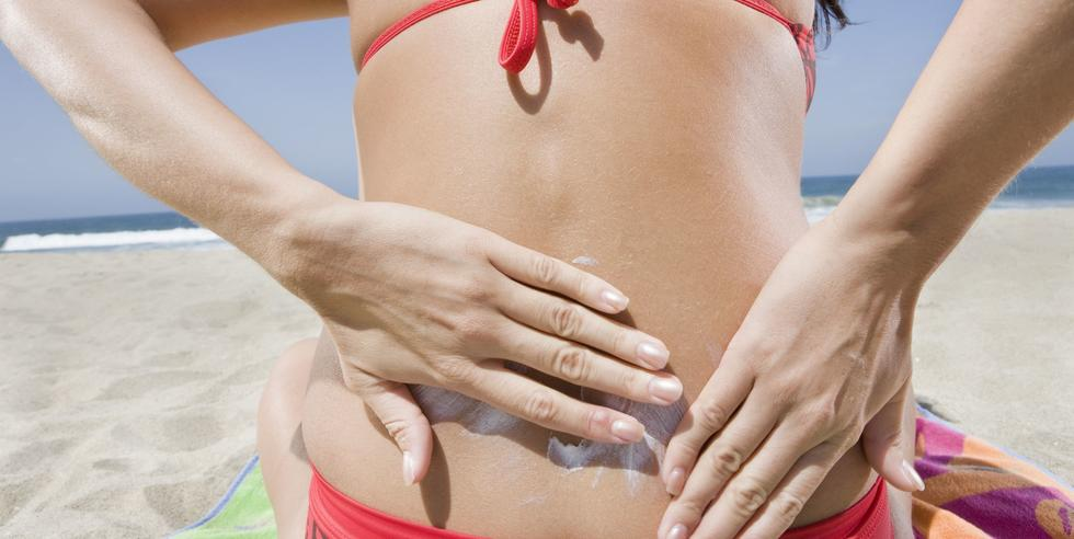 This Is What The SPF Number Of Your Sun Cream Actually Means
