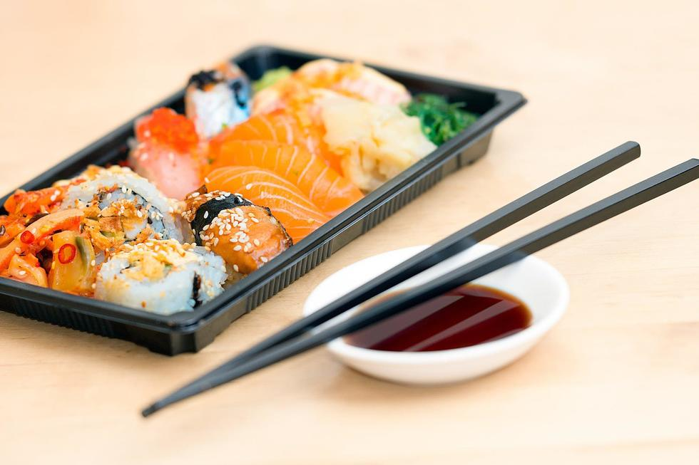 This Food Chain In The UAE Is Challenging You To Eat An Entire Kilogram of Sushi!