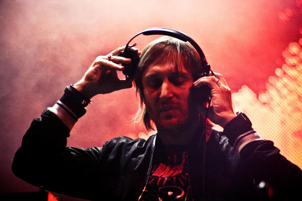 DJ David Guetta Is Going To Be Spinning At Base Dubai This Month