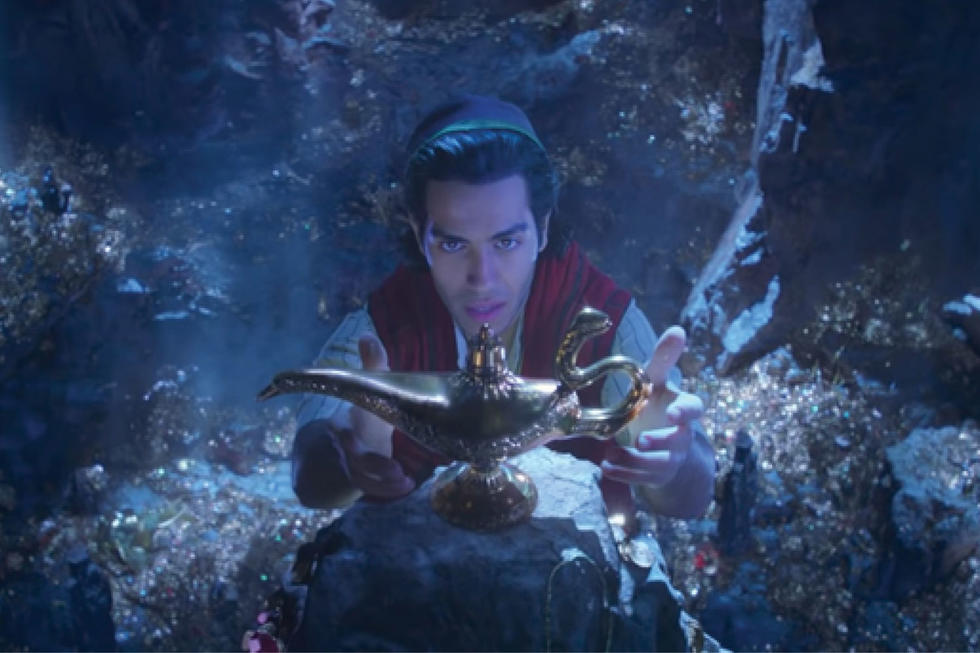 Watch The First Trailer For Disney's Live-Action Remake Of 'Aladdin'