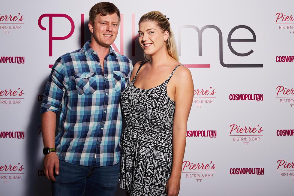 Pierre's Bistro Dubai, Pierre's Bistro & Bar, Ladies Night, Pink Me, Glitter Box UAE, Gosh, Lamace, Fashion, My Dubai, Dining, Nightlife