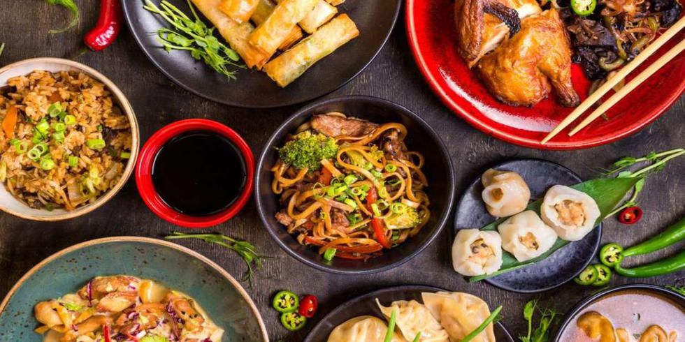 4 Great Asian Restaurants To Try In Dubai